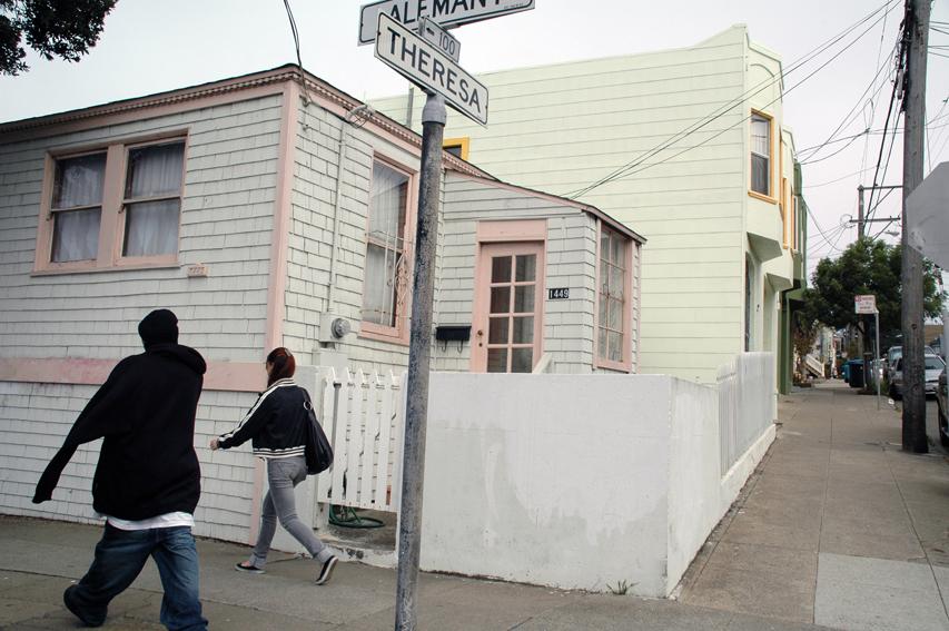 Mission Terrace, San Francisco