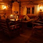 300 year old cabin
