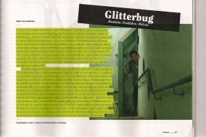 more glitterbug in groove mags...